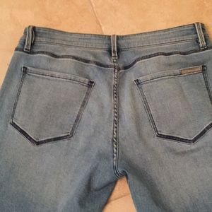 BCBG Maxazria woman jeans Lightly used